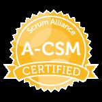 在线获取Scrum Alliance的A-CSM认证证书,上海和北京培训后必备攻略